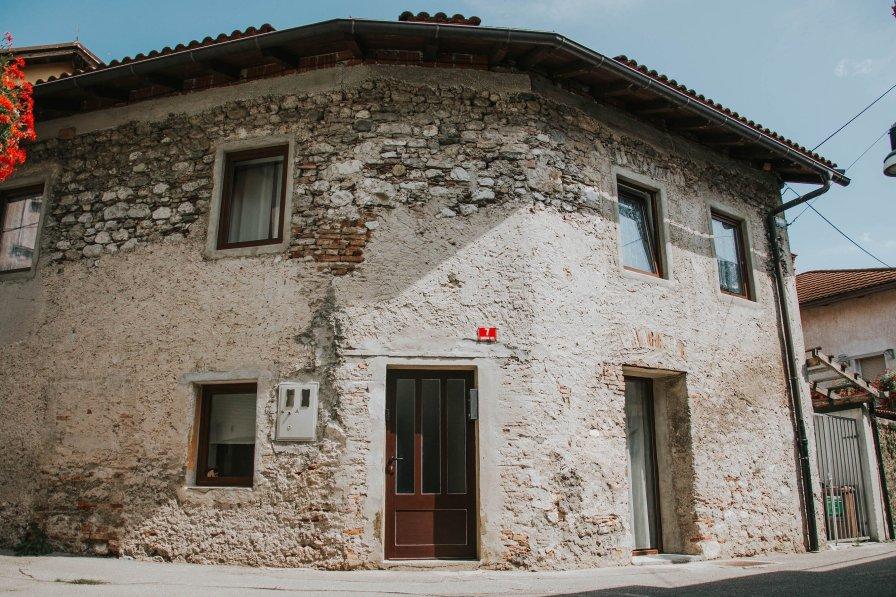 House in Slovenia, Tolmin