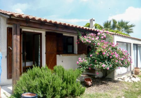 House in Salles-d'Aude, the South of France