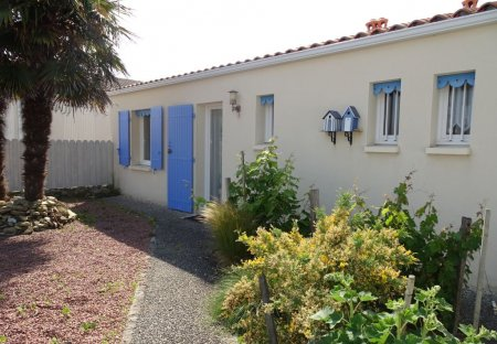 House in La Brée-les-Bains, France