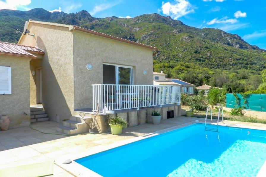 House in France, Santa-Maria-Poggio