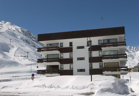 Apartment in Tignes, France