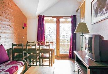 2 bedroom Apartment for rent in Valmeinier