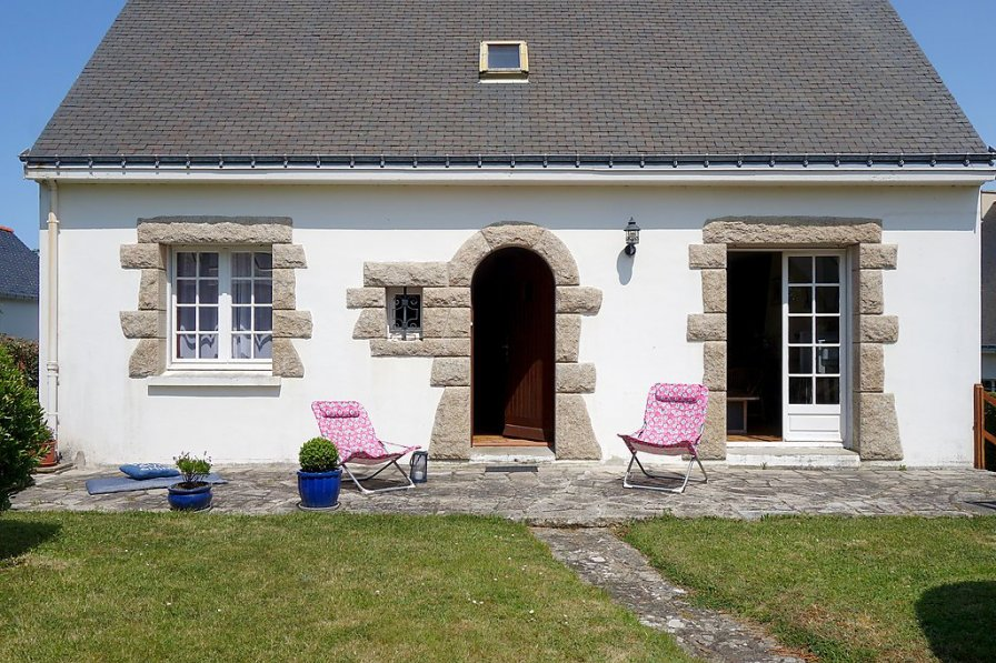 House in France, Saint-Pierre-Quiberon