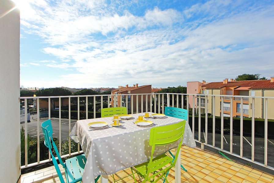 Apartment in France, Le Cap d'Agde