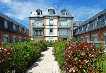 3 bedroom Villa for rent in Deauville