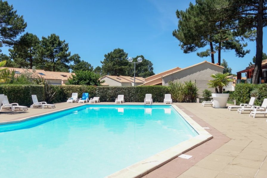 Villa in France, Les Mathes
