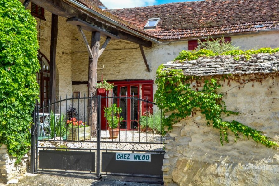 House in France, Tanlay
