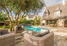 House in Saint-Pierre-Quiberon, France
