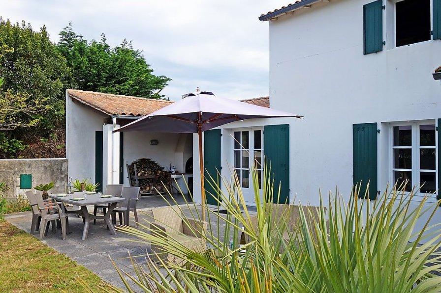House in France, Sainte-Marie-de-Ré