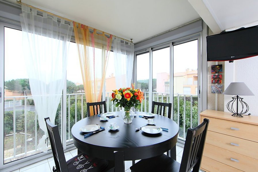 Studio apartment in France, Le Cap d'Agde