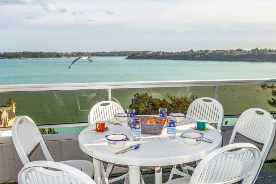 Apartment in France, Dinard Centre