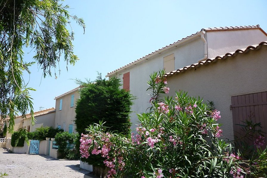 House in France, Zone Port