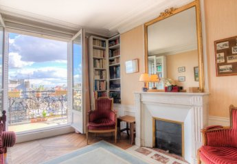 2 bedroom Apartment for rent in 14th / XIVe - Montparnasse