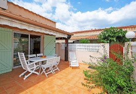 House in Le Cap d'Agde, the South of France
