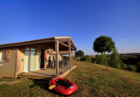 Chalet in Monclar-de-Quercy, the South of France