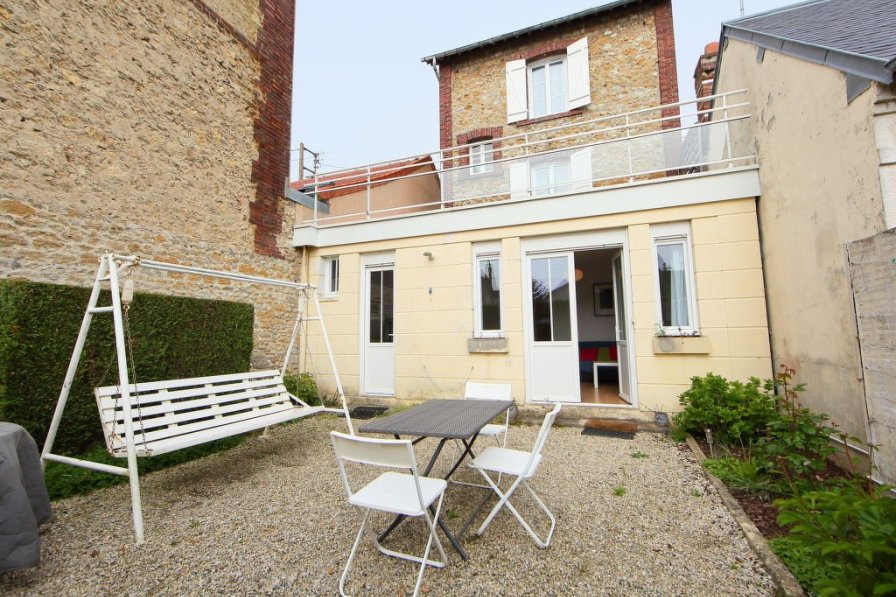 House in France, Villers-sur-Mer