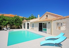 House in Agde, the South of France