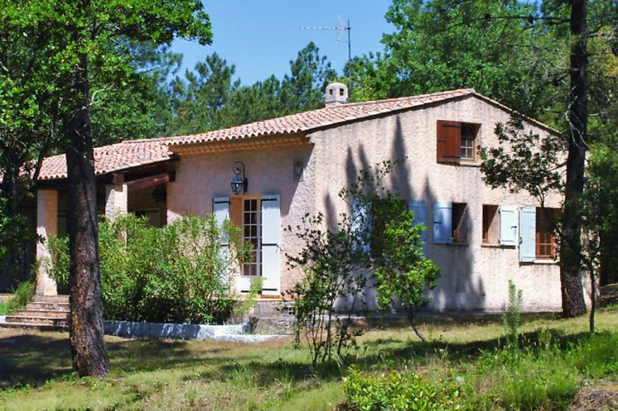 House in France, Le Muy
