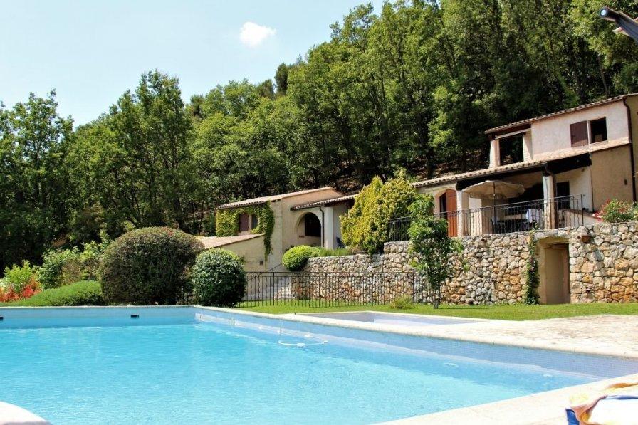 Apartment in France, Les Ecarts-Village-Plans de Carros
