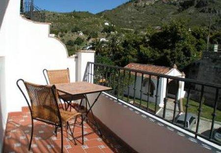 Apartment in Frigiliana, Spain: Front terrace