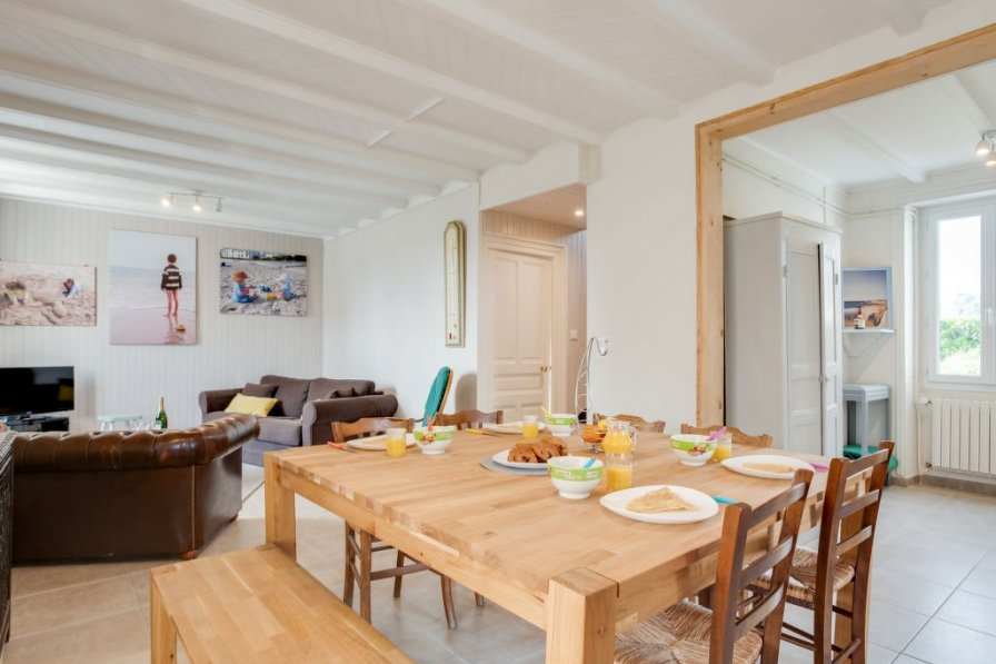 Apartment in France, Saint-Pierre-Quiberon