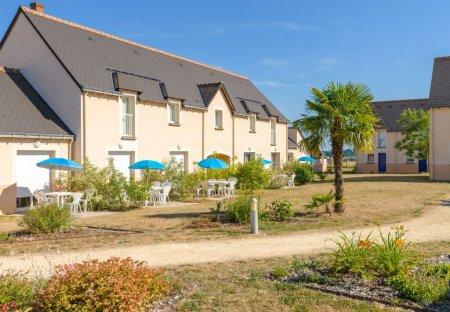 House in Azay-le-Rideau, France