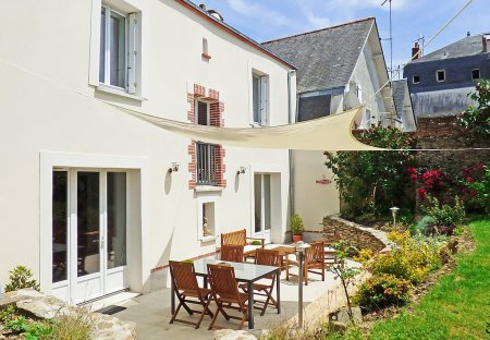 House in Pornic Centre, France