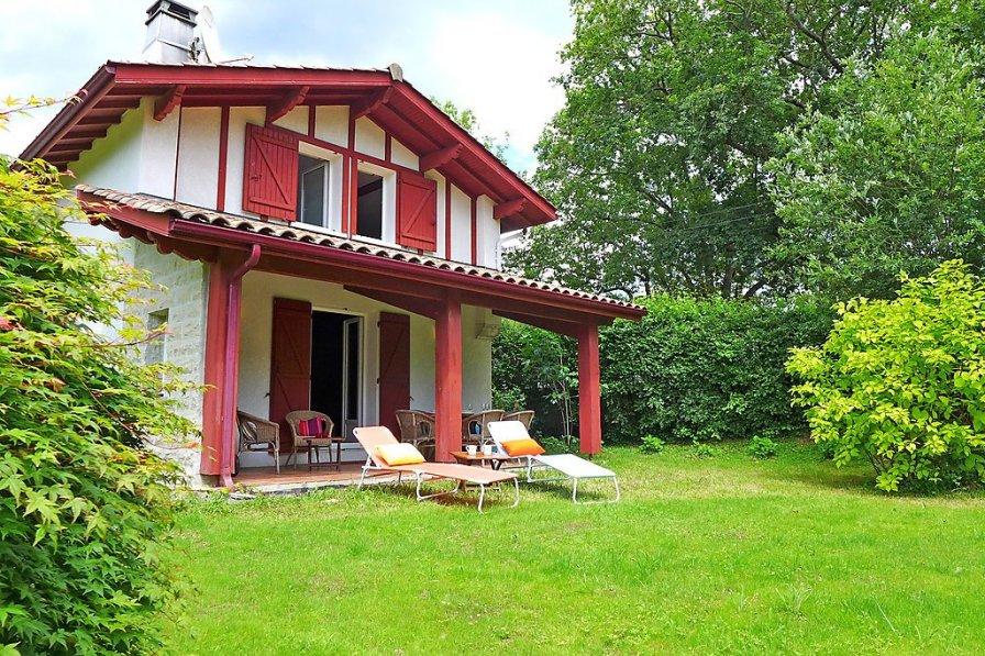 House in France, Saint-Pée-sur-Nivelle