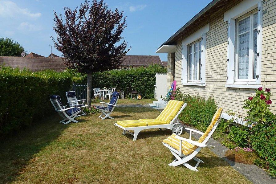 House in France, Benerville-sur-Mer