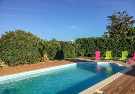 House in Saint-Nazaire-d'Aude, the South of France