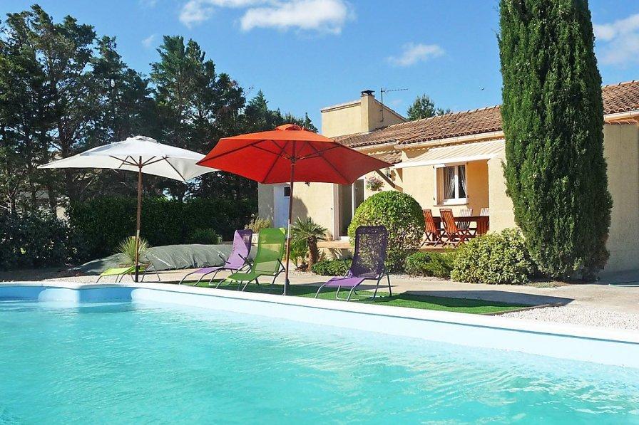 House in France, Saint-Nazaire-d'Aude