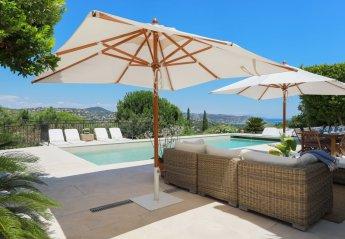 5 bedroom Villa for rent in Ste Maxime