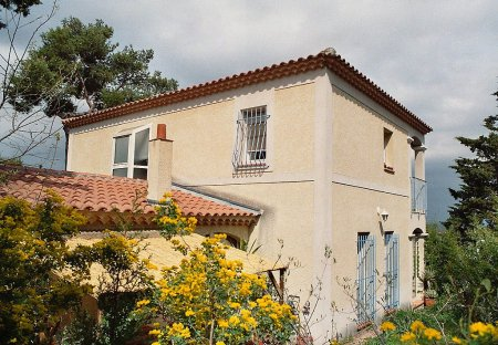 Villa in Villeneuve-lès-Avignon, the South of France