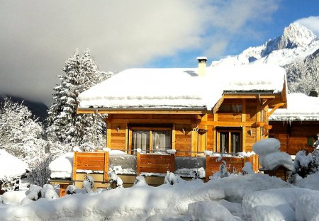 Apartment in Les Houches, France