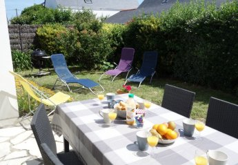 3 bedroom Villa for rent in Quiberon