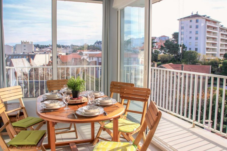 Apartment in France, Saint-Charles-Golf