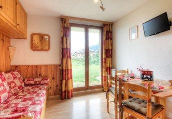 1 bedroom Apartment for rent in Fontcouverte La Toussuire