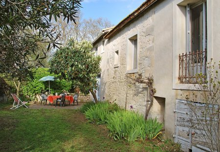 House in Maussane-les-Alpilles, the South of France