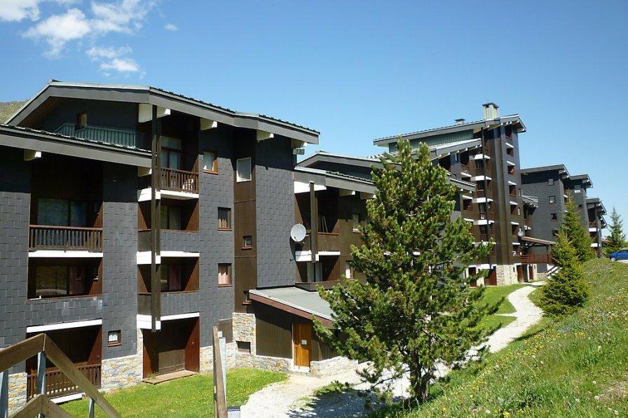 Apartment in France, Les Belleville