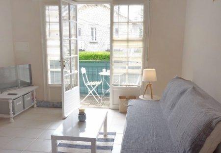 Studio Apartment in Saint-Pierre, France
