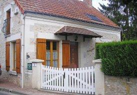 Villa in Luzillé, France