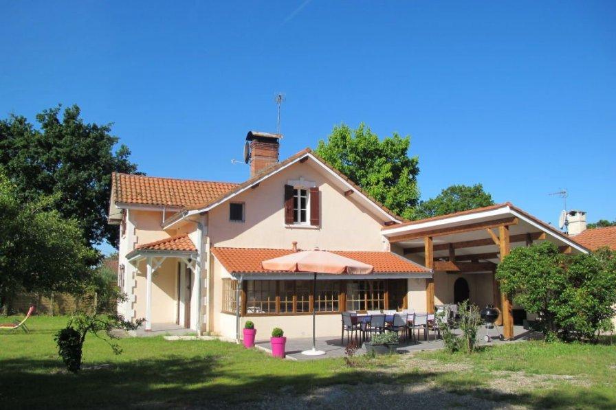 Villa in France, Bel Air