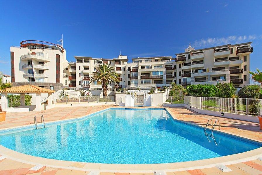 Apartment in France, Le Cap d'Agde