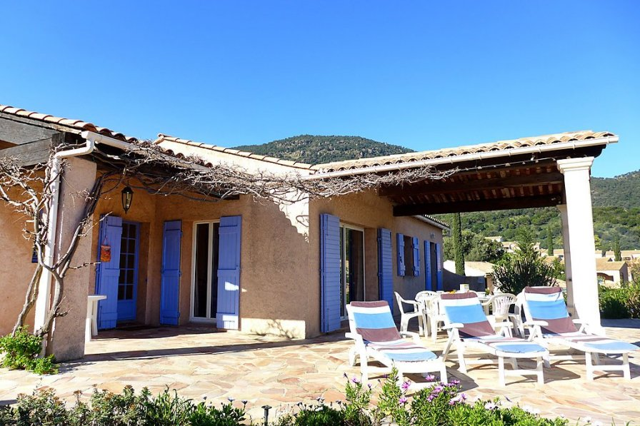 House in France, Cavalaire-sur-Mer