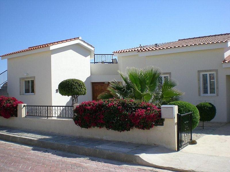 Villa in Cyprus, Coral Bay: Entrance