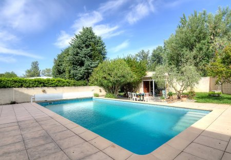 Farm House in Noves, the South of France