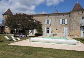 Villa in Villars-en-Pons, France