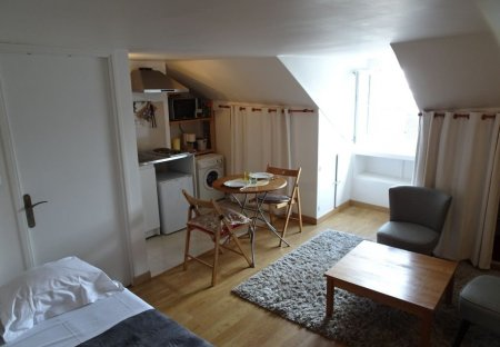 Studio Apartment in Gros Caillou, Paris