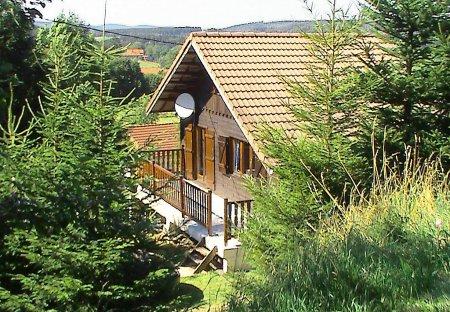 Chalet in Gerbépal, France