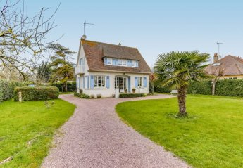 3 bedroom House for rent in Cabourg
